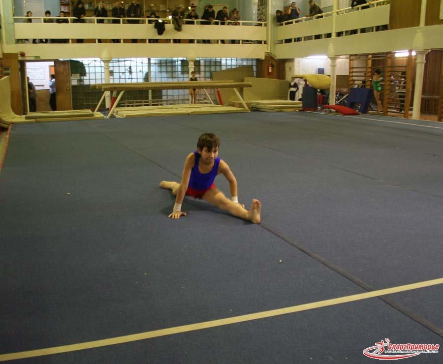 Определились победители Первенства Владивостока по спортивной гимнастике.