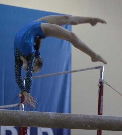 10 февраля 2012 г. Первенство ДФО по спортивной гимнастике.