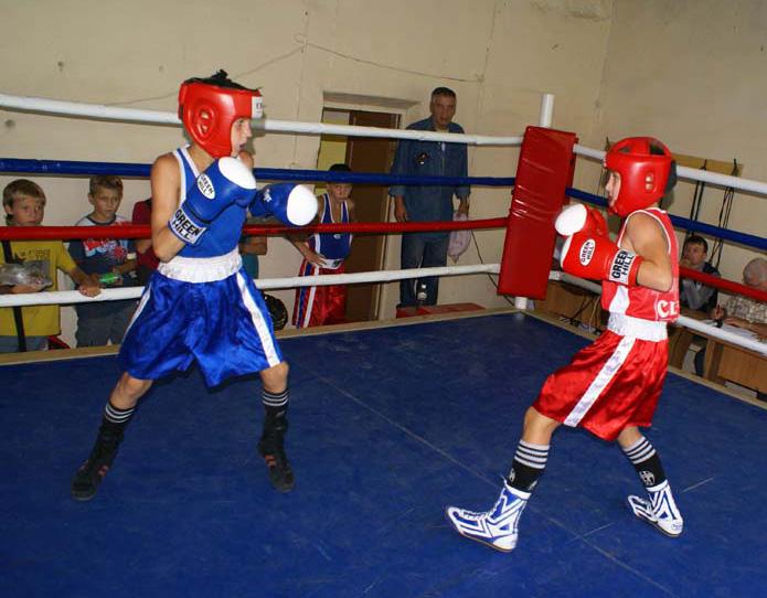 В Семее прошло открытое первенство по боксу Восточно-Казахстанской областной специализированной детско-юношеской...